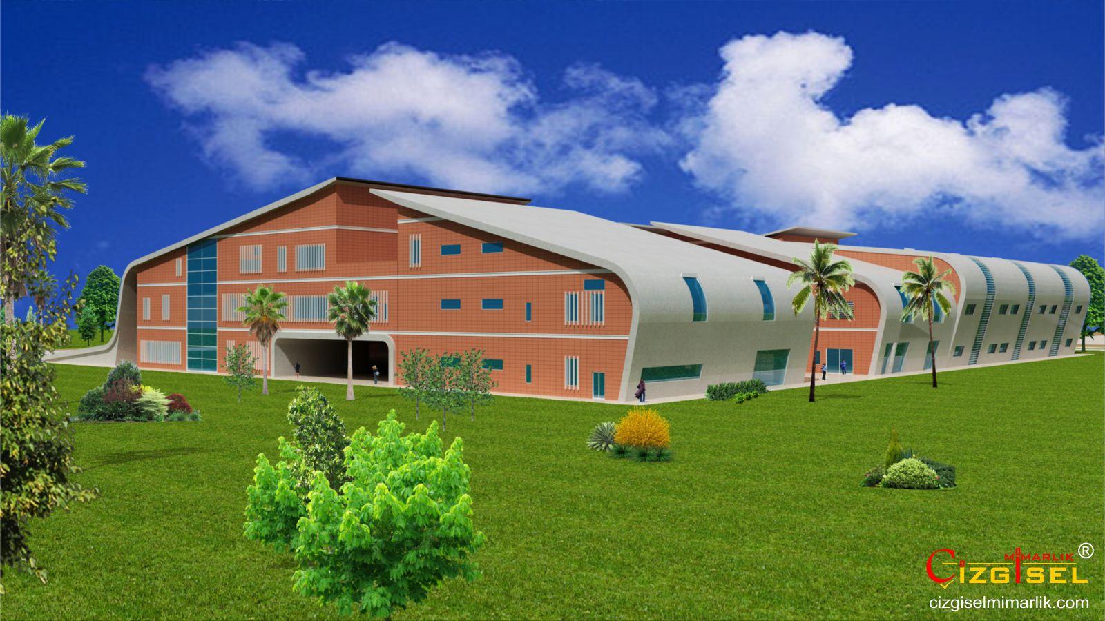 Al Fateh University Projesi