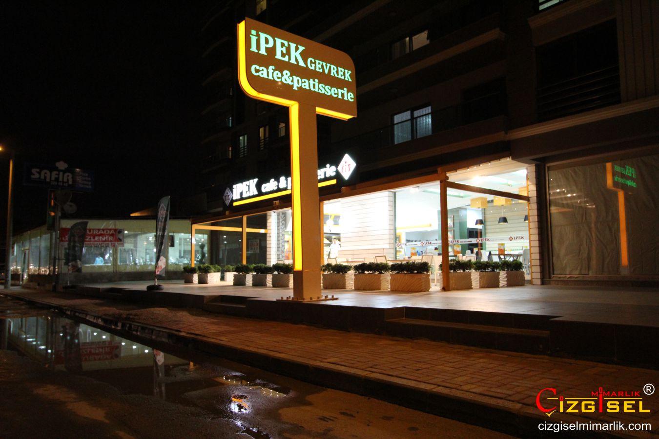 Ýpek Cafe & Patisserie 3