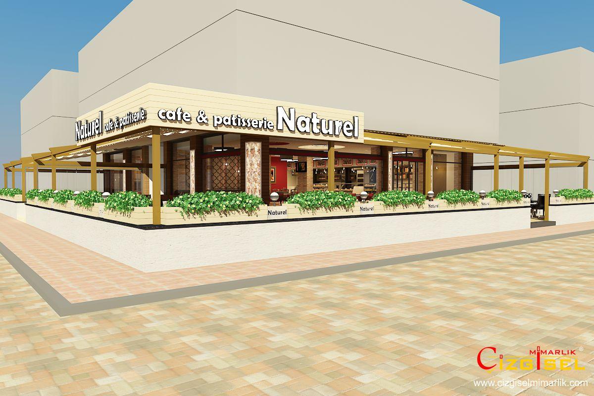 Naturel Cafe & Patisserie