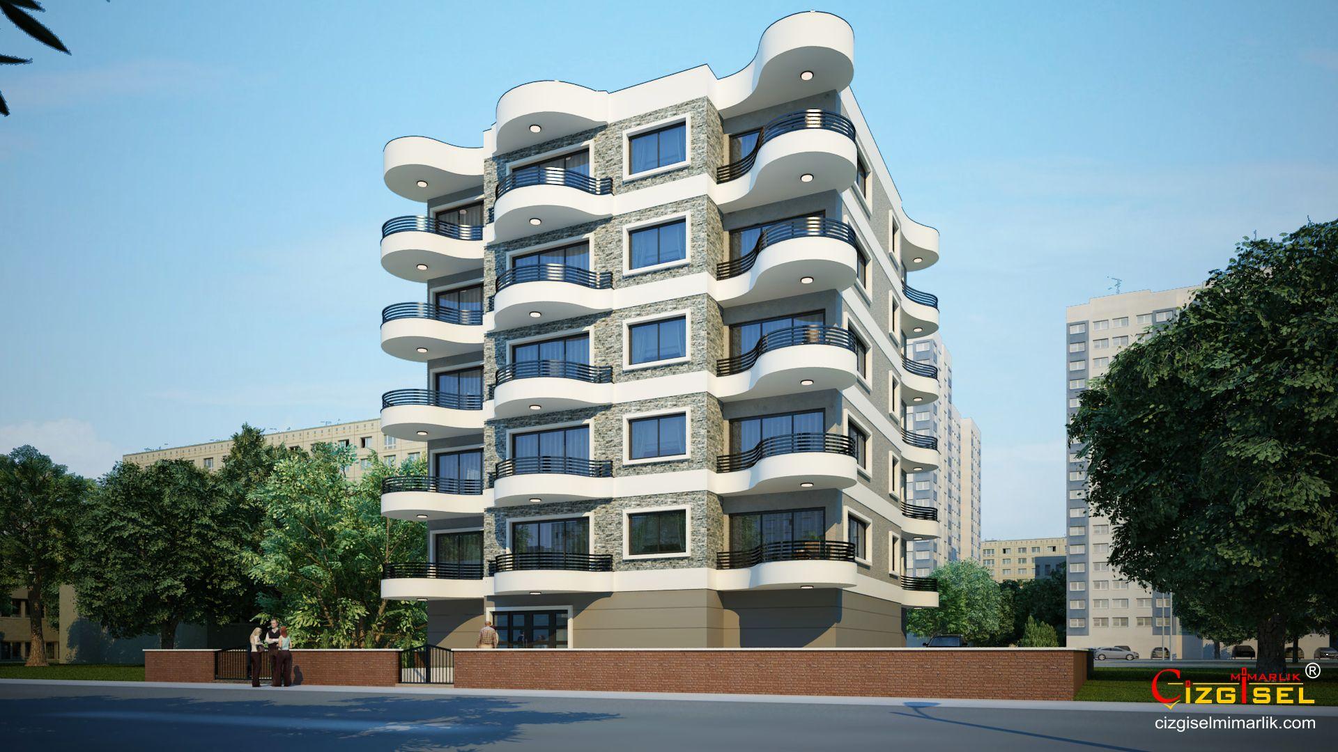 Yurtseven Apartmaný